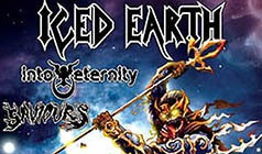 Iced Earth tickets at Trocadero Theatre in Philadelphia