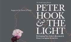Peter Hook & The Light tickets at Fonda Theatre in Los Angeles