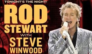 Rod Stewart with Steve Winwood tickets at Prudential Center in Newark