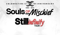 Souls of Mischief tickets at El Rey Theatre in Los Angeles
