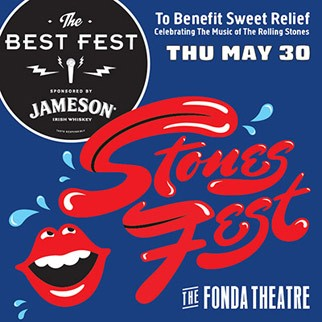 Stones Fest May 30, 2013