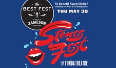 Stones Fest tickets at Fonda Theatre in Los Angeles