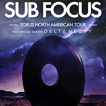 Sub Focus tickets at The Regency Ballroom in San Francisco