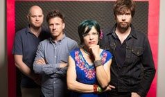 Superchunk tickets at El Rey Theatre in Los Angeles