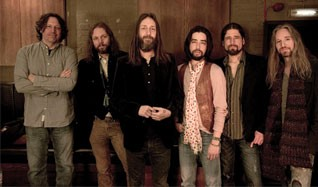 The Black Crowes tickets at Paramount Theatre in Seattle