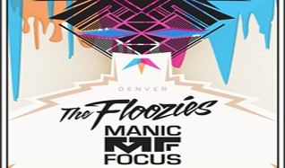 The Floozies / Manic Focus tickets at Bluebird Theater in Denver
