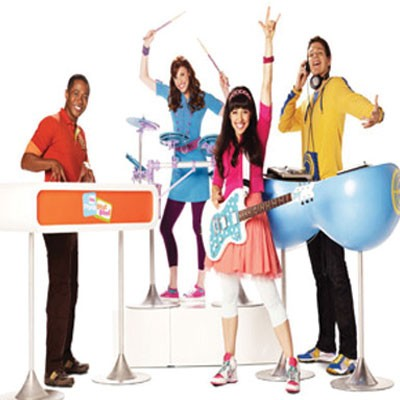 The Fresh Beat Band tickets at Paramount Theatre in Denver