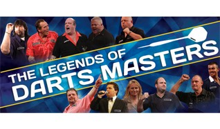 The Legends of Darts Masters tickets at indigO2 in London