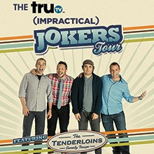 Impractical Jokers Tour featuring The Tenderloins tickets at The Warfield in San Francisco