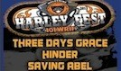 Three Days Grace, Hinder, and Saving Abel tickets at Freedom Hill Amphitheatre in Sterling Heights