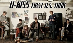 U-KISS :THE FIRST U.S. TOUR tickets at Best Buy Theater in New York