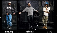 XXL Freshmen Live, ScHoolboy Q, Dizzy Wright, and Ab-Soul tickets at Club Nokia in Los Angeles