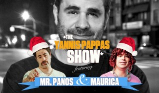 The Yannis Pappas Show featuring Mr.  ... tickets at Boulton Center for the Performing Arts in Bay Shore