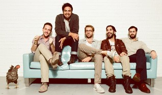 Young the Giant tickets at Ryman Auditorium in Nashville