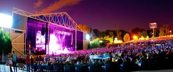 Kansas City concert venues