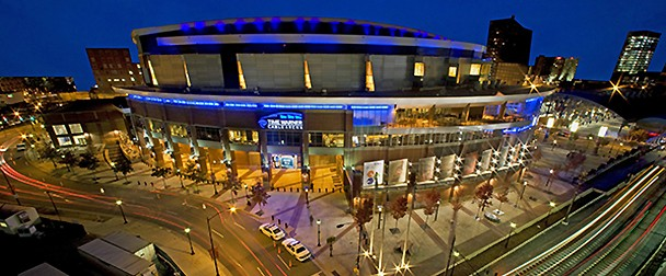 Time Warner Cable arena, home of Charlotte Hornets changing name ...
