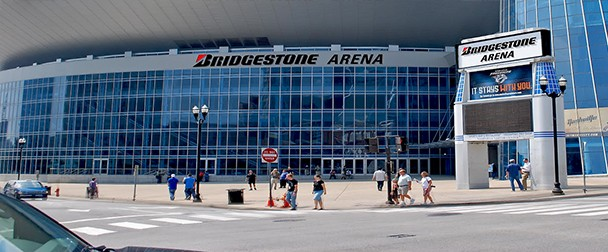 Bridgestone Arena Concerts, Events & Tickets : Nashville.com