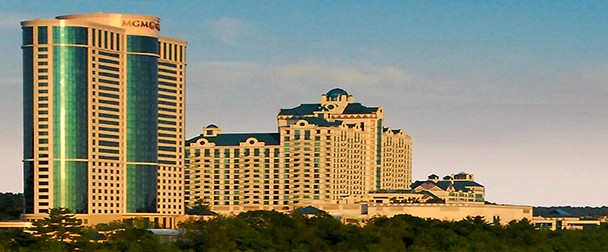 Mgm at foxwoods casino new orleans gambling age