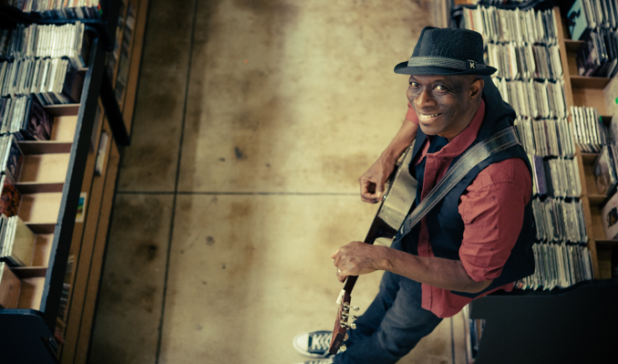Keb' Mo' tickets at Granada Theater, Dallas