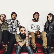 Letlive Band Tour