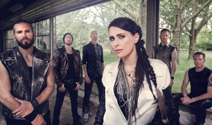 Within Temptation tickets at Rams Head Live!, Baltimore tickets at Rams Head Live!, Baltimore