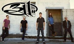 311 tickets at Sunset Cove Amphitheater, Boca Raton