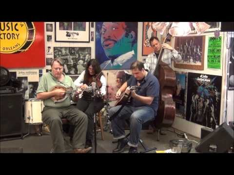 Local rootsy act Sweet Olive String Band readies for New Orleans Jazz Fest