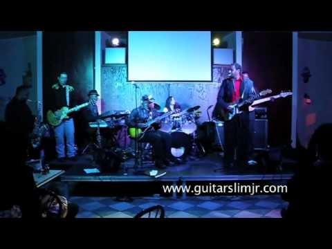 Guitar Slim, Jr. to rock Blues Tent at New Orleans Jazz Fest