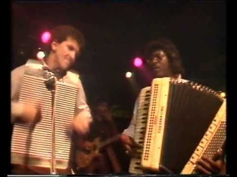 Buckwheat Zydeco bring the party to this year's New Orleans Jazz Fest