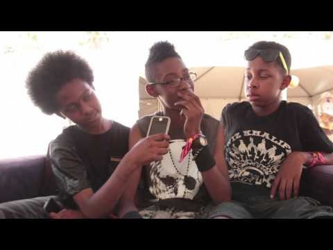 Unlocking The Truth is wise beyond their years at Coachella