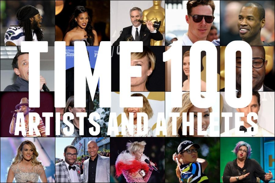 TIME's 100 most influential people: the artists and athletes