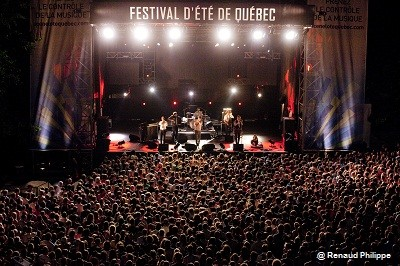 Lady Gaga, The Killers, Snoop Dogg to headline Festival d'été de Québec