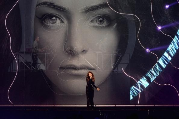 Billboard top nominations lead with Lorde, and Imagine Dragons