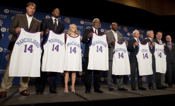 Alonzo Mourning, Mitch Richmond, David Stern picked for Basketball Hall of Fame