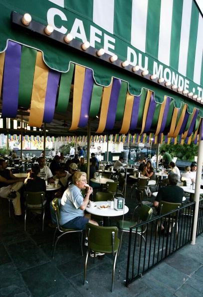 The history behind Cafe Du Monde