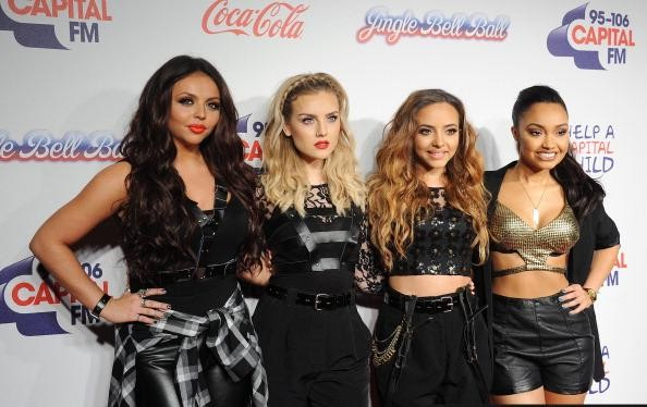 British pop group Little Mix reveals first North American headlining dates