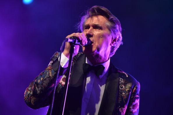 Legendary rock icon Bryan Ferry announces fall tour dates