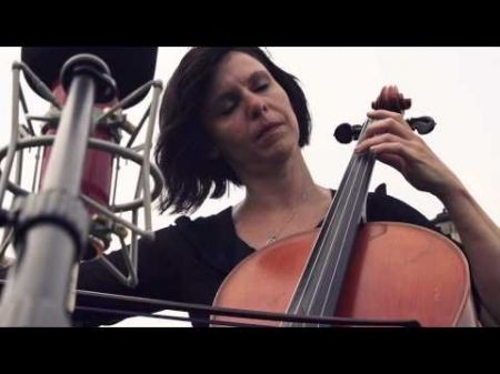 Jazz Fest performer Helen Gillet and her cello (video)