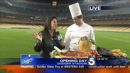 Five unique MLB ballpark foods to try this summer
