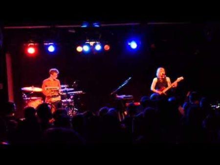 Wye Oak impresses crowds at Boston's Paradise Rock Club