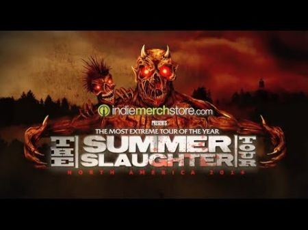 Summer Slaughter Tour sure to shock and awe