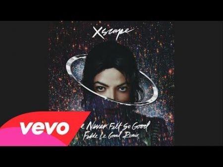 Fedde Le Grand remixes Michael Jackson's 'Love Never Felt So Good'