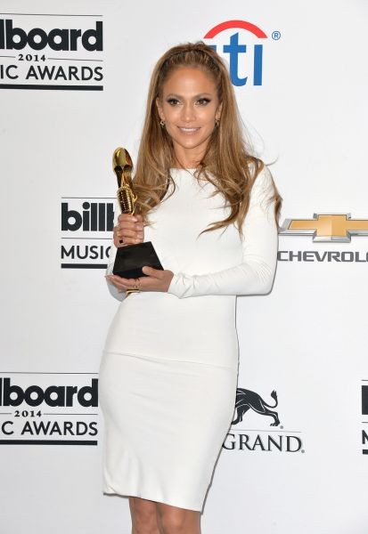 Jennifer Lopez special night at the Billboard Music Awards