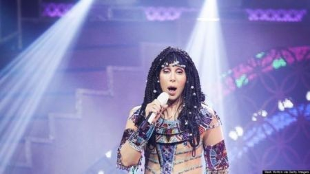 Cher embraces rock and roll diva status for six decades