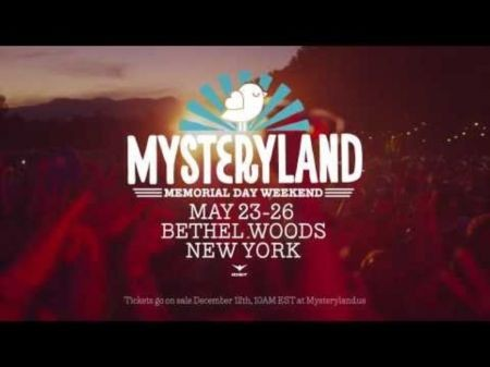 Mysteryland makes a  historic inaugural debut at the official Woodstock grounds