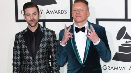 The mirth and merriness of Macklemore and Ryan Lewis