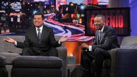 George Lopez-Becoming Saint George and the VIP Experience