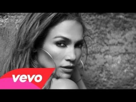 Jennifer Lopez and model David Gandy burn up the desert in 'First Love' video