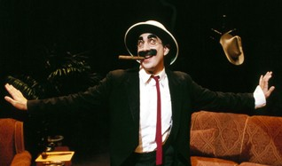 An Afternoon with Groucho starring Frank Ferrante