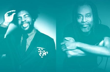 Mumbo Jumbo: Bobby McFerrin & Questlove In Musical Dialogue is the first official full show to feature these two incomparable artists togeth